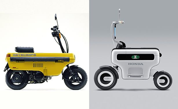 honda files trademark for motocompacto return of the folding scooter