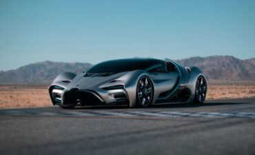 hyperion unveils xp 1 hydrogen fuel cell supercar