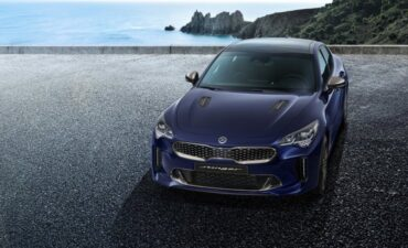 kia stinger moves upmarket for the 2021 model year