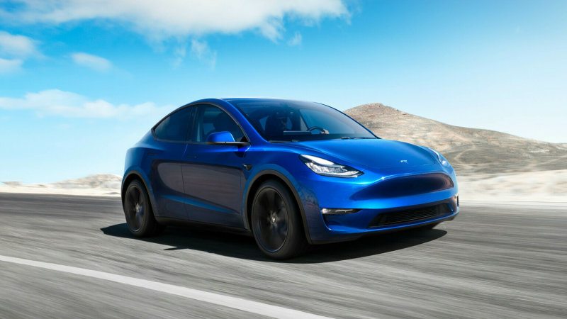nows your chance to win a tesla model y performance