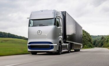 daimler prepares stock listing of truck unit paper says