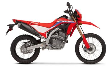 the new crf300l and crf300 rally hondas lightweight dual purpose bikes receive major updates